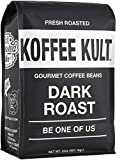 Koffee Kult Coffee Beans Dark Roasted - Highest Quality Delicious Organically Sourced Fair Trade - Whole Bean Coffee -...*