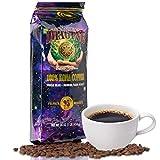 Imagine Kona Organic Coffee Beans   Arabica Kona Beans   Top Grade Air Roasted   Medium Dark Roast   Organic Whole Bean...*
