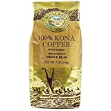 Royal Kona Whole Bean Coffee, 100% Kona, 7-Ounce Bag*