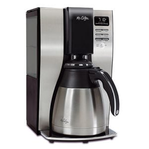 Mr. Coffee Optimal Brew 10-Cup Thermal Coffeemaker System