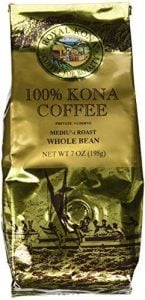 Medium Roast, Hawaii Royal Kona Coffee
