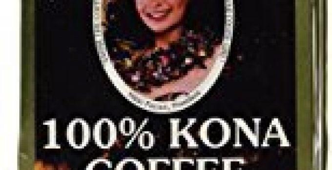 Mountain Gold Hawaiian Kona Coffee