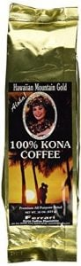Mountain Gold Hawaiian Kona Coffee