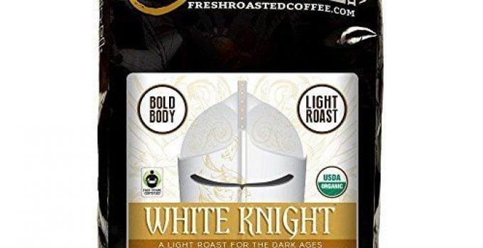 White Knight Light Organic Roast Coffee