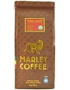 Marley Coffee, Organic One Love, Ethiopian YirgaCheffe