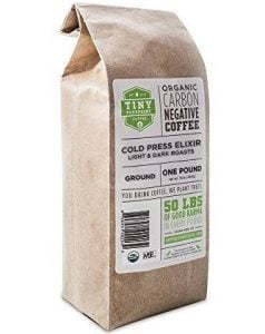 Tiny Footprint Coffee Organic Cold Pressure Elixir