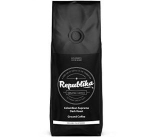 Organic Low Acid RepublikaFairtrade Coffee