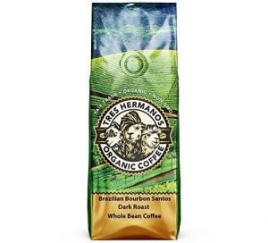Organic Low Acid TresHermanosFairtrade Coffee