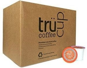 Stuck in the Middle Medium Roast, Trucup Low acid Coffee K-cups