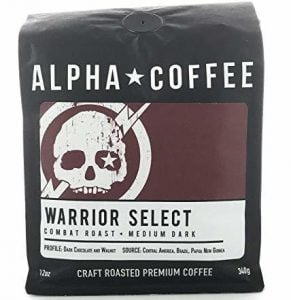 Alpha Coffee - Warrior Select