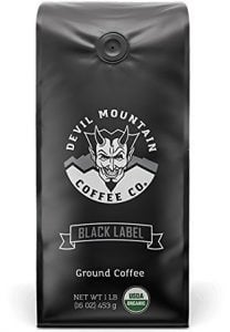 Devil Mountain Coffee Co. - Black Label Coffee