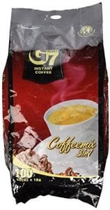 G7 3-in-1 Instant Premium Vietnamese Coffee