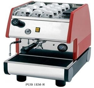 La Pavoni PUB 1EM-R-1 Group Commercial Espresso Machine