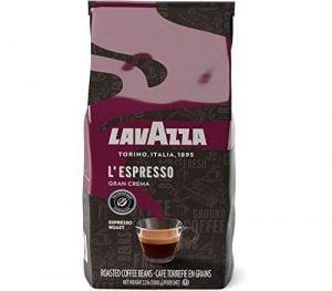 Lavazza Gran Crema Medium Espresso Roast