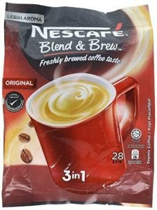 Nescafe 3-in-1 Instant Coffee Sticks