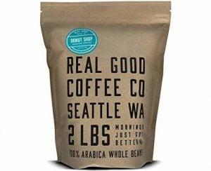 Real Good Coffee Co. Donut Shop Medium Roast