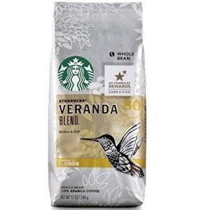 Starbucks Veranda Blend Light Blonde Roast