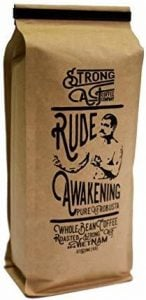 Strong AF Coffee - Rude Awakening Blend