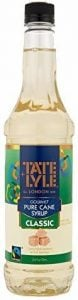 Tate+Lyle Fairtrade Pure Cane Sugar Classic Simple Syrup