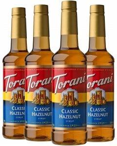 Torani Classic Hazelnut