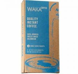 Waka Coffee Instant Coffee